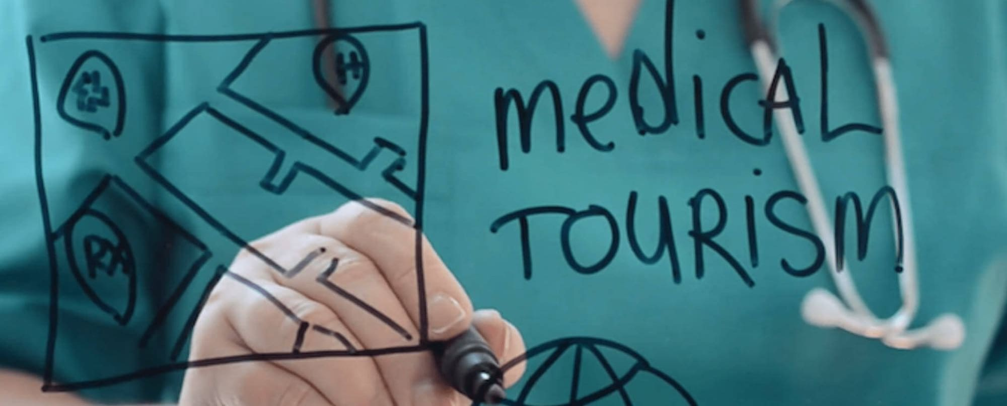 You are invited to Turkey for medical tourism for healthcare